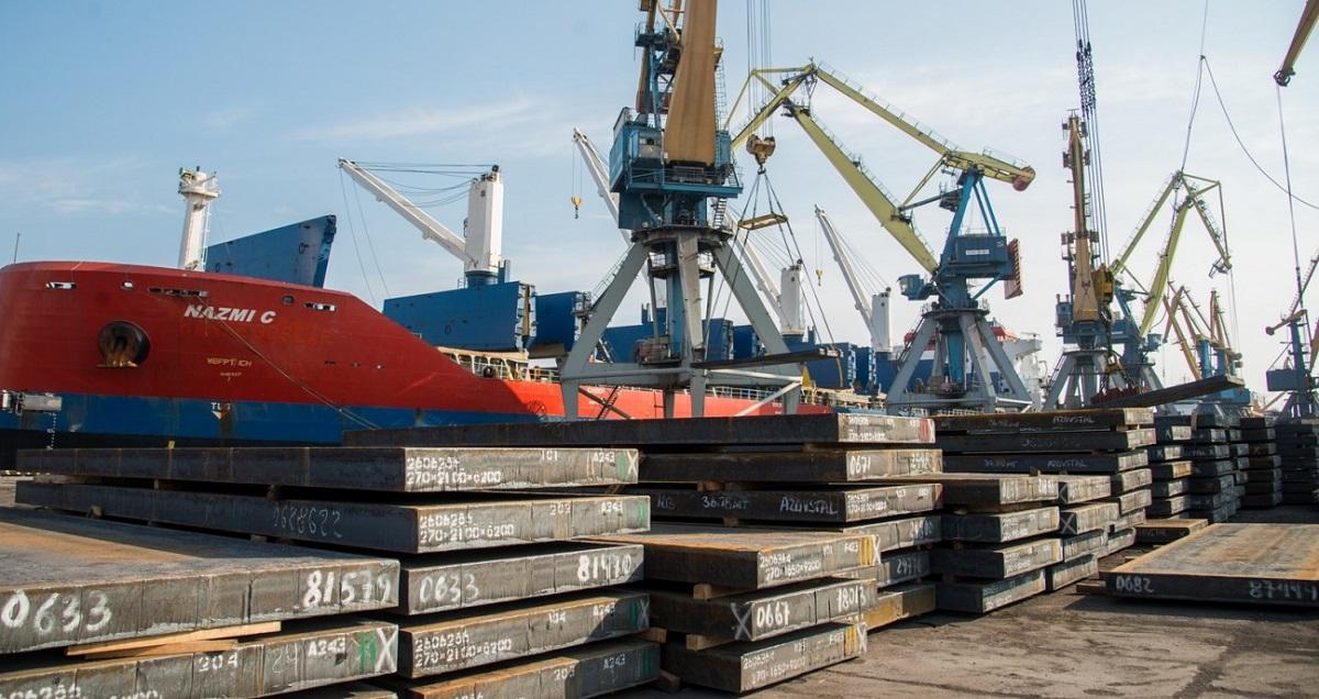 Мариупольский морской порт. marport.net