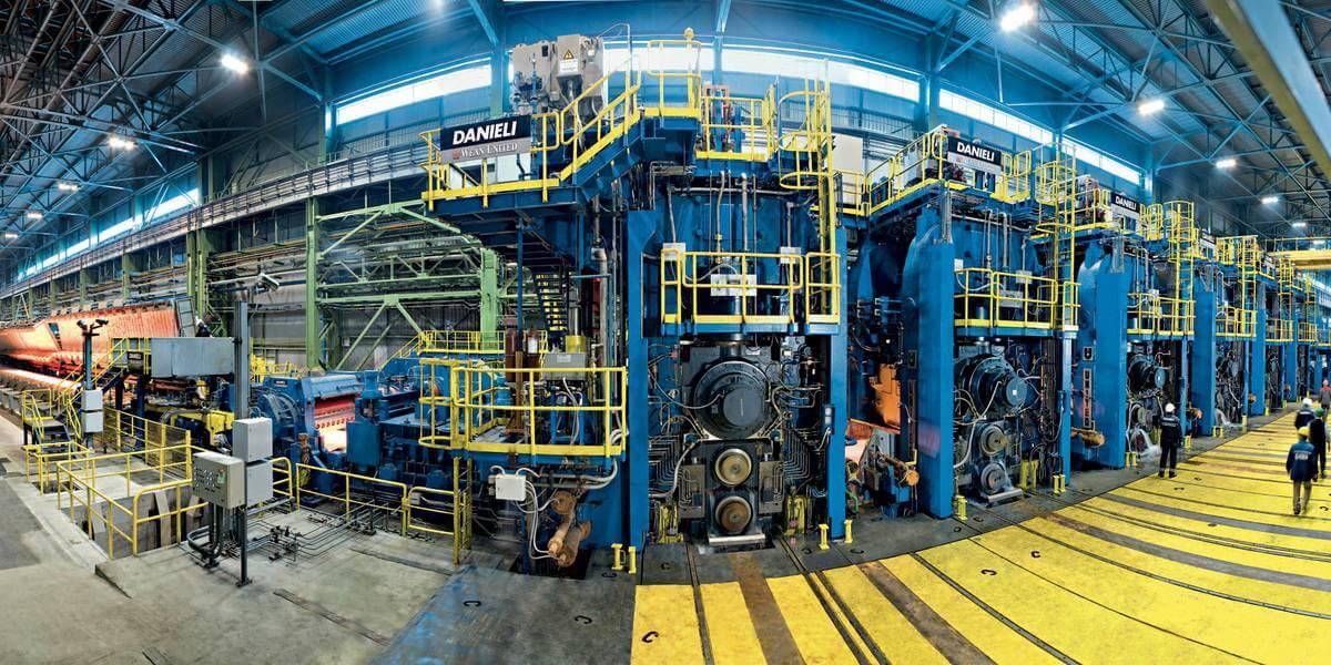 Nucor Steel получит ультрасовременную установку Danieli QSP (C) danieli.com