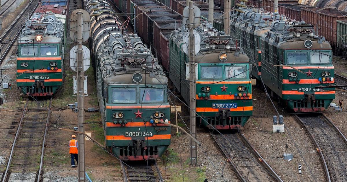 Ferrexpo испытывает нехватку грузовых локомотивов © cfts.org.ua