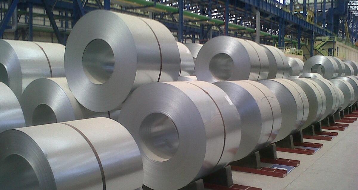 Импорт горячеоцинкованной стали в октябре снизился на 5%. dahstyl.stroimdom.com.ua