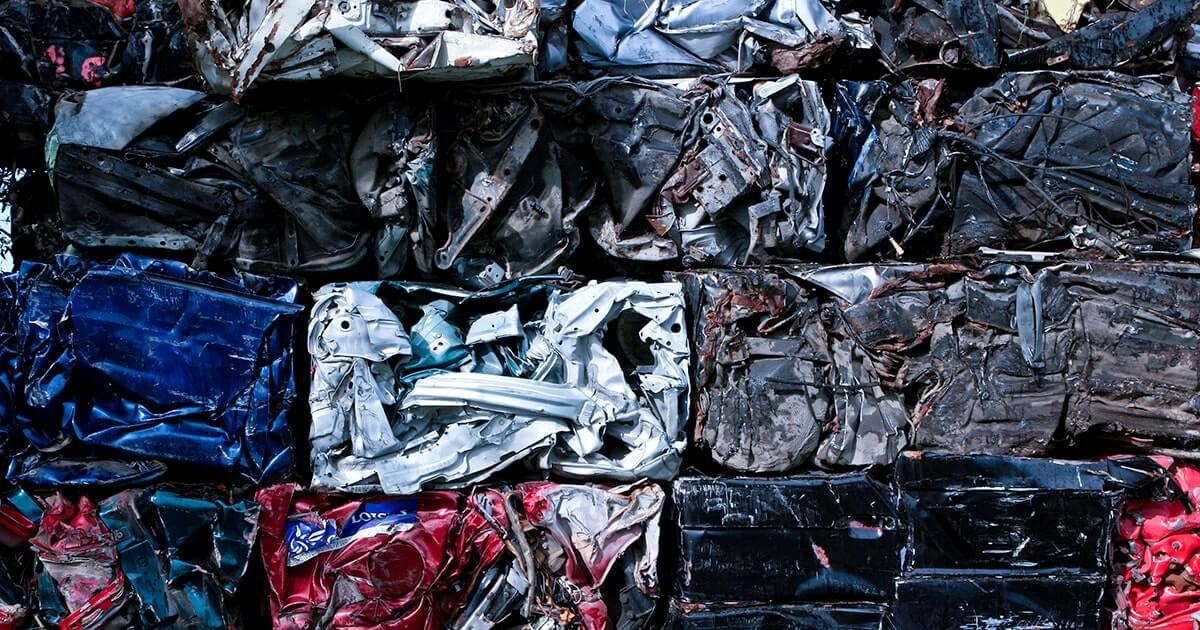 30% всех новых стальных изделий сегодня изготавливаются из переработанной стали