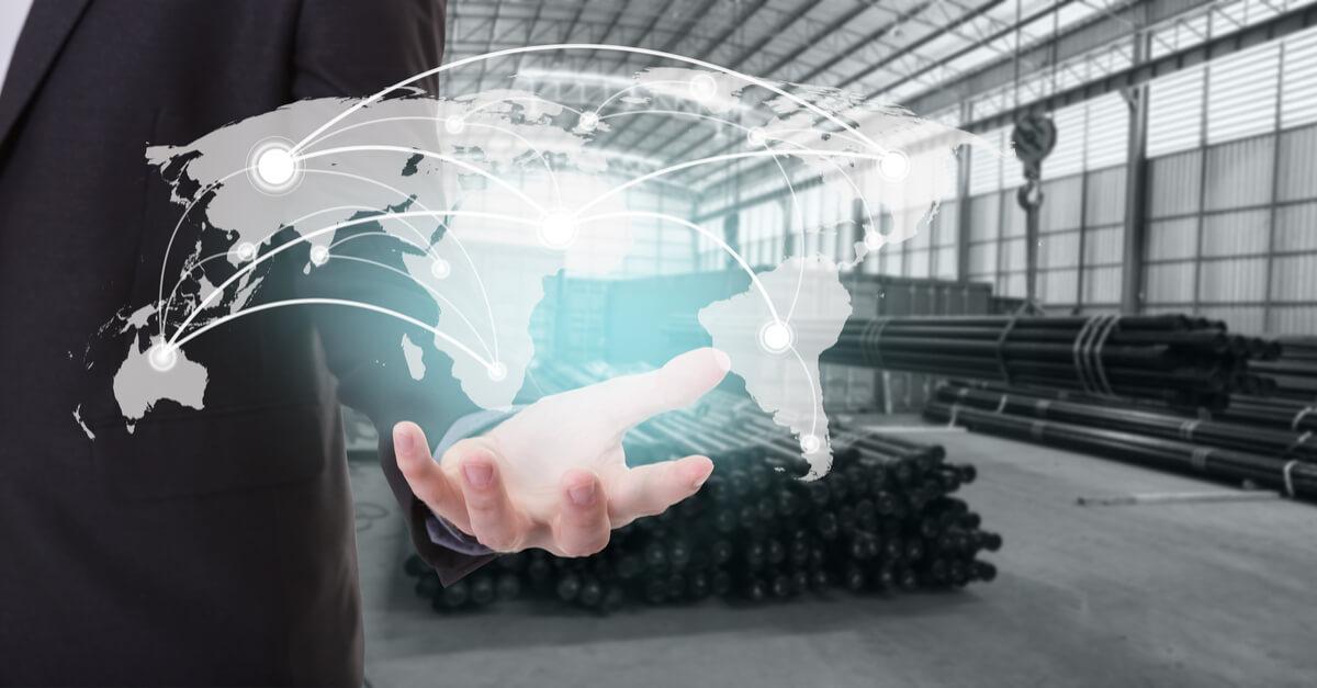 Worldsteel отмечает рост производства стали в мире на 5,8% © Shutterstock.com