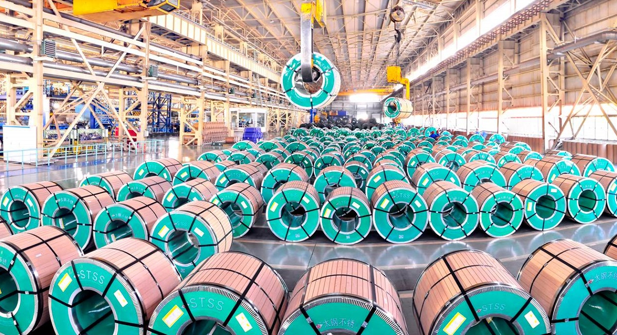 Продукция Caspian Steel Vista Company