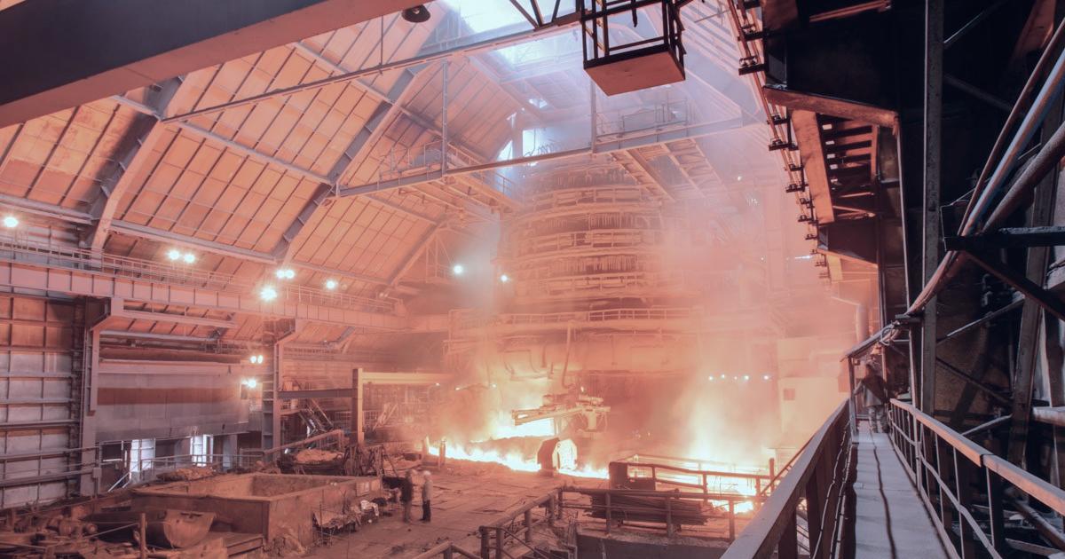 ArcelorMittal Кривой Рог © Buhanovskiy.com.ua