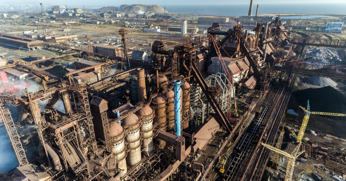 Азовсталь стабилизировала рост по итогам 11 месяцев ©shutterstock.com