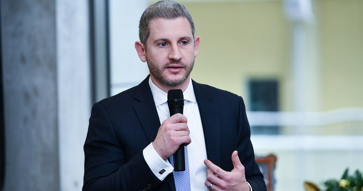 CEO World Steel Dynamics Филипп Энглин