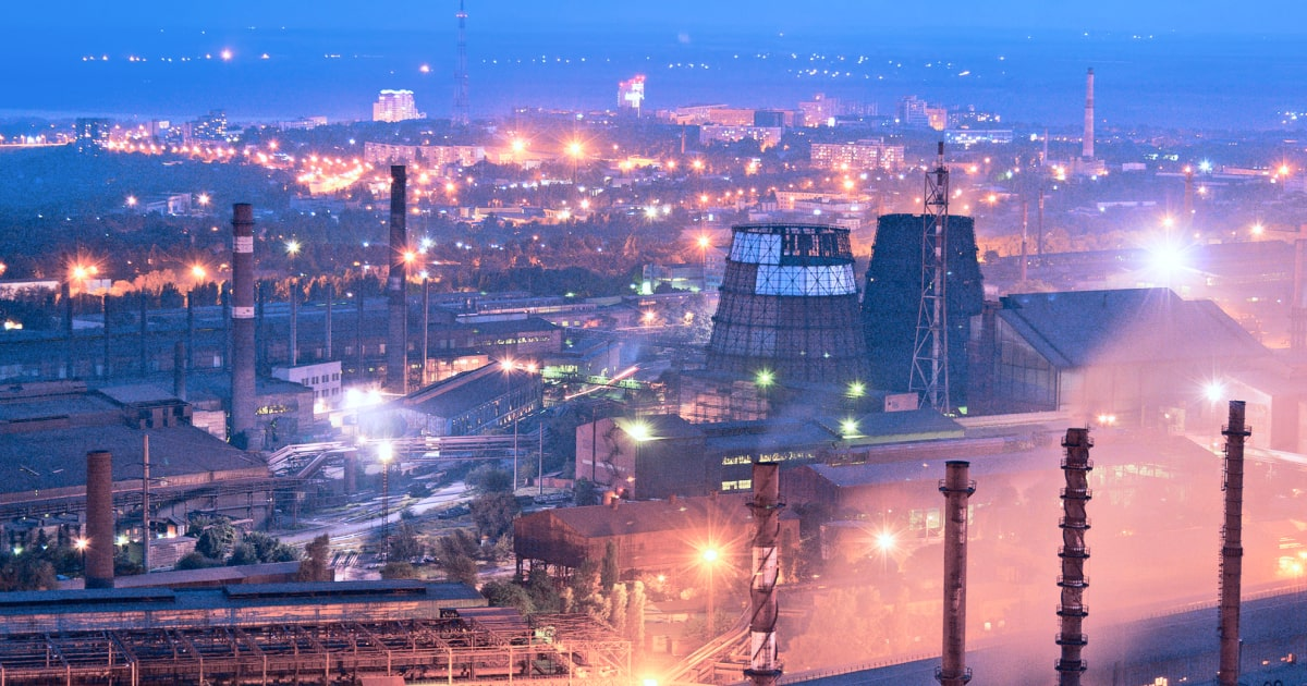Steel industry contribution to the Ukrainian economy — GMK CENTER