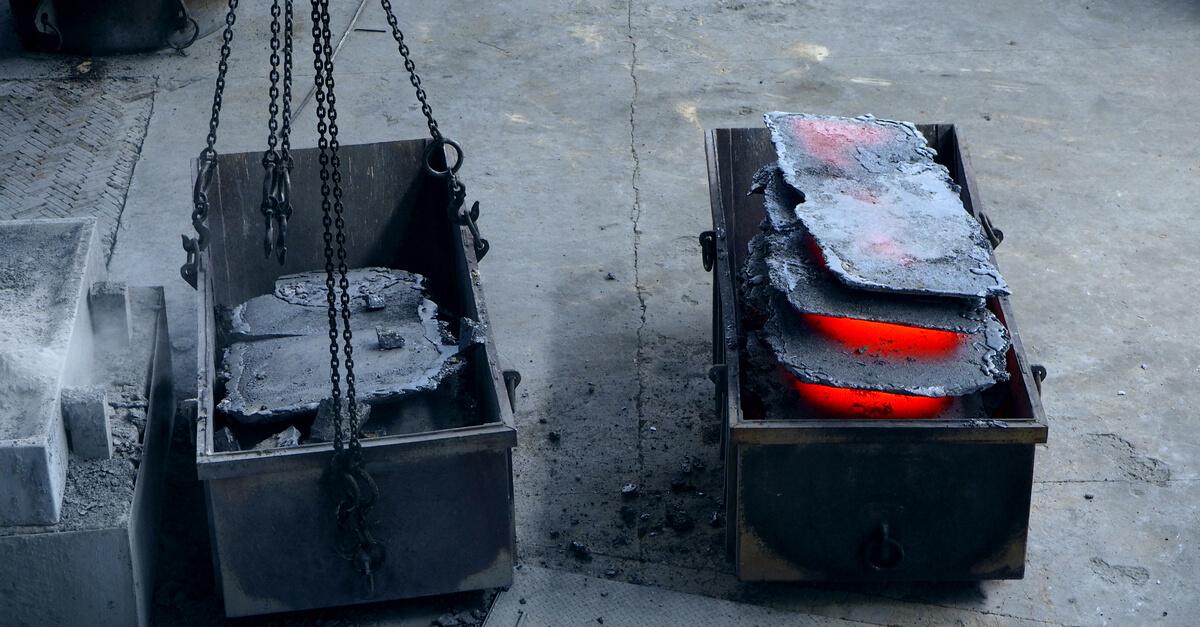 Экспорт ферросплавов из Украины снизился за 11 месяцев © shutterstock.com