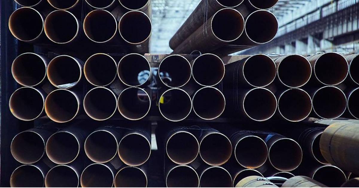 Интерпайп упростил управление двумя своими активами © www.facebook.com/InterpipeNMTZ