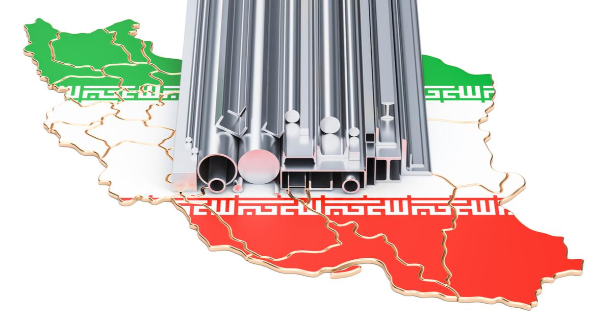 Иран в ноябре увеличил выпуск стали до 2 млн т © shutterstock.com