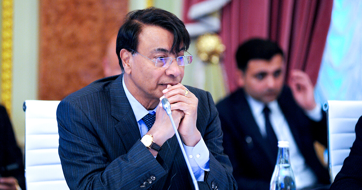 Лакшми-Нивас-Миттал,-председатель-ArcelorMittal-shutterstock