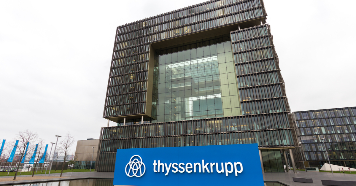 Thyssenkrupp нашел нового финдиректора