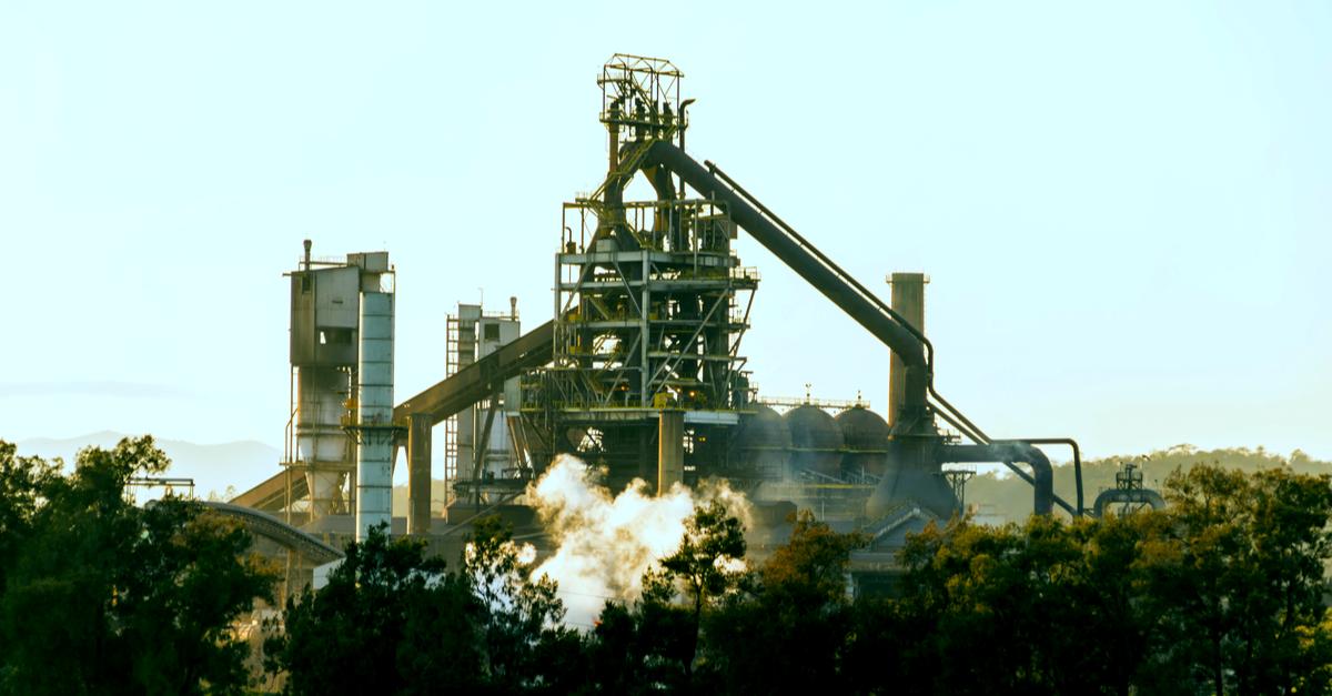 Бразильская Vale покупает New Steel за $500 из-за инновационной технологии магнитного обогащения руды © shutterstock.com