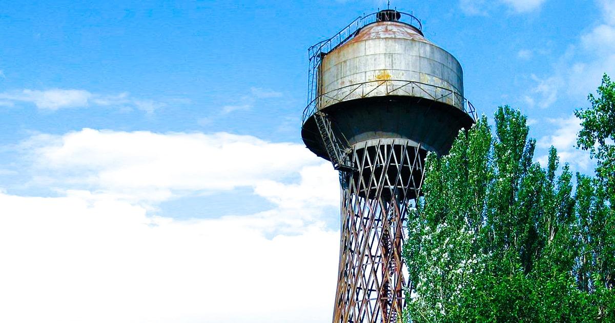 wikipedia.org - Водонапорная башня в Николаеве