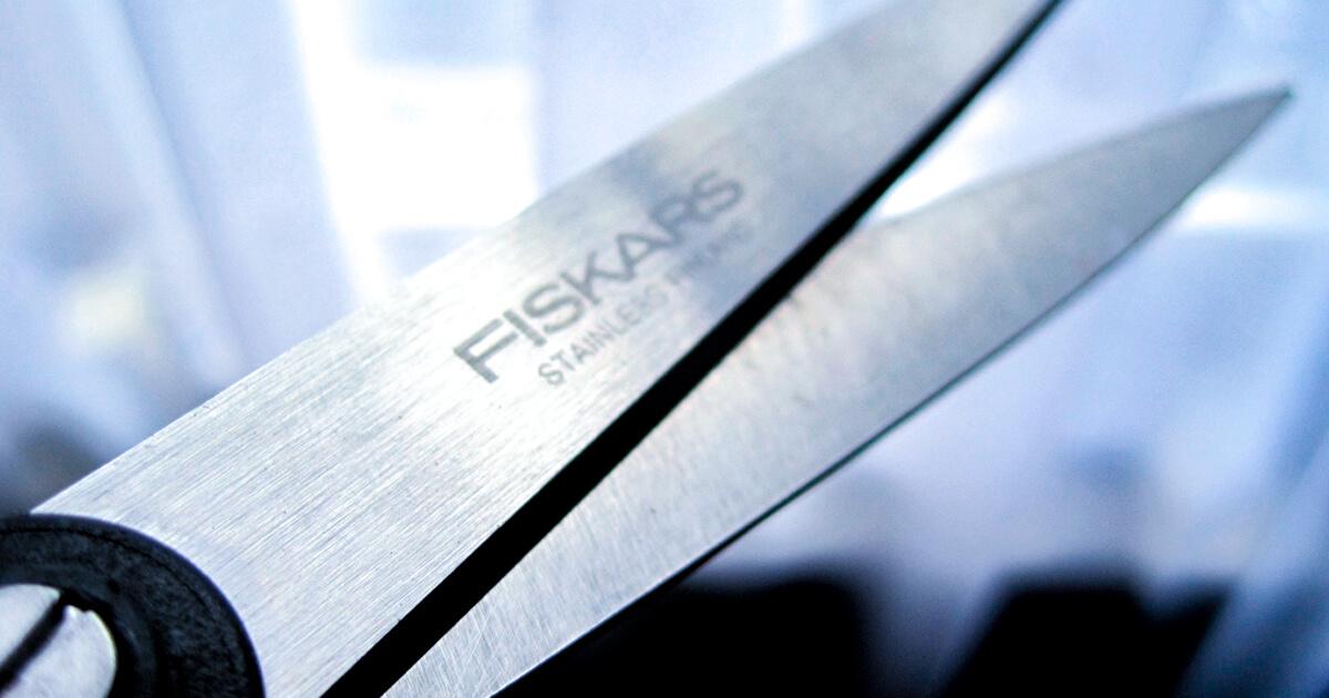 Ножницы fiskars - Flickr