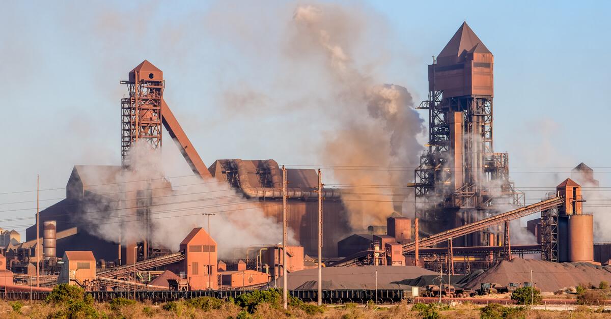 ArcelorMittal в ЮАР вышел в прибыль по итогам 2018 года © shutterstock.com