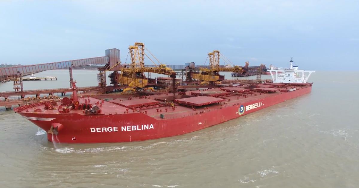 Железная руда может подорожать с 2020 года из-за флотского мазута © shutterstock.com