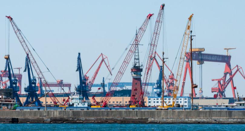 Китай запретил ввозить уголь из Австралии через Далянь - shutterstock.com
