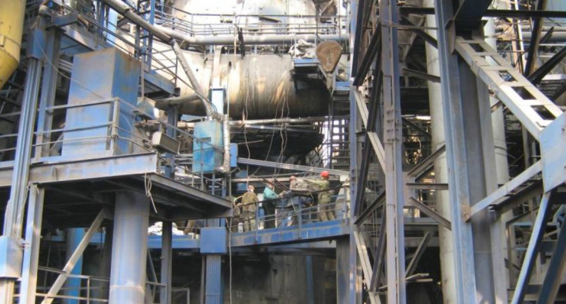 Днепровский металлургический комбинат почти провалил внешний аудит © www.dmkd.dp.ua