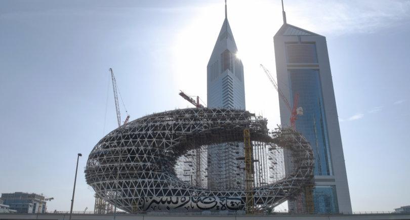 ОАЭ прогнозирует замедление строительного бума в регионе © shutterstock.com