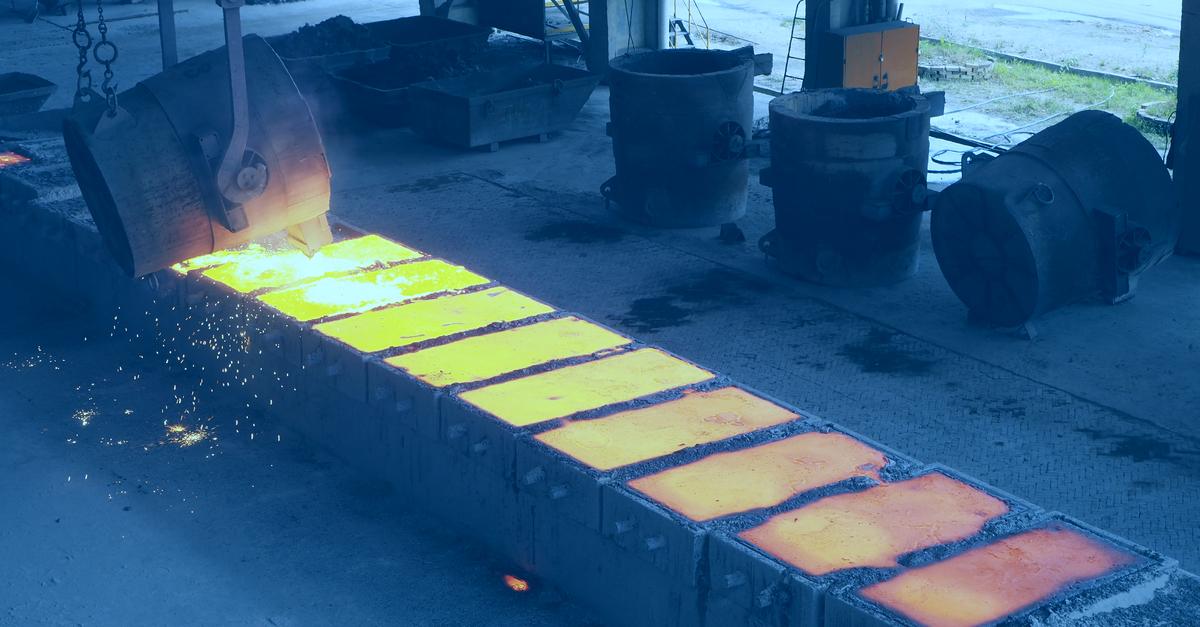 Экспорт ферросплавов из Украины в январе превысил импорт почти в девять раз © shutterstock.com