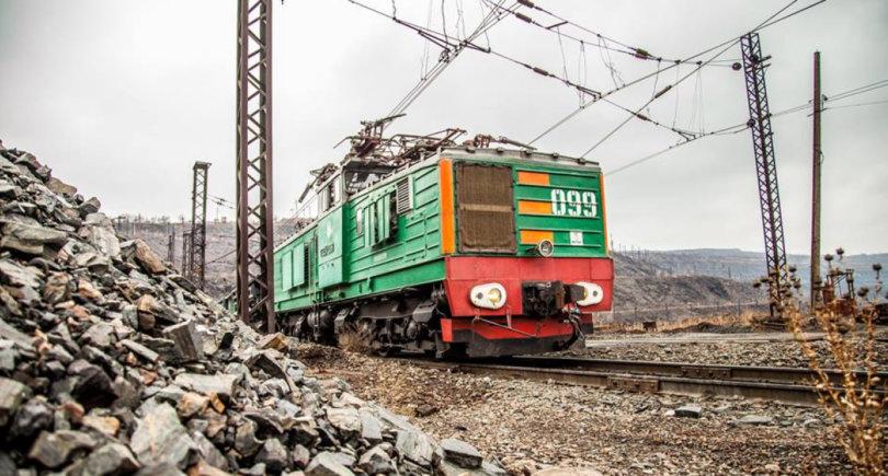 ЮГОК оптимизировал логистику перевозок по территории и сэкономил © www.facebook.com/UjniyGOK