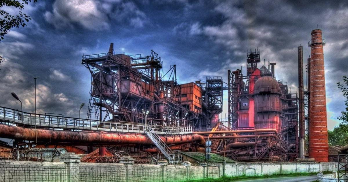 Металурги України – виробництво у січні