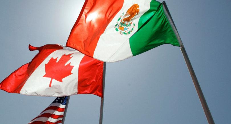 Мексика и Канада нашли тарифный компромисс, США тормозят переговоры по NAFTA © usatoday.com