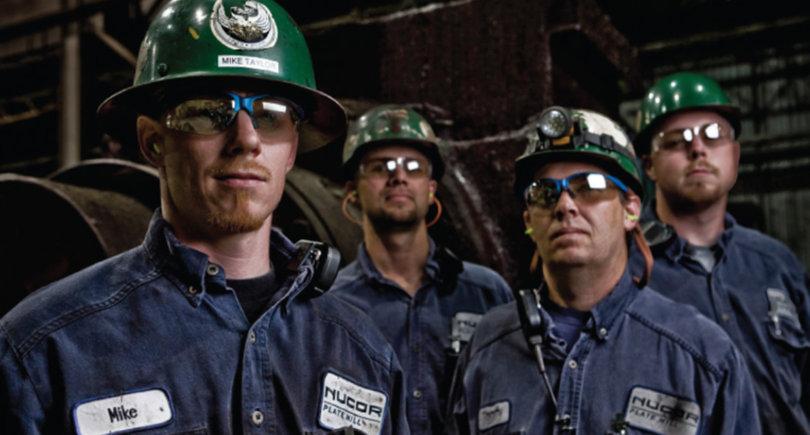Nucor и ArcelorMittal повысят цены в США © realmoney.thestreet.com