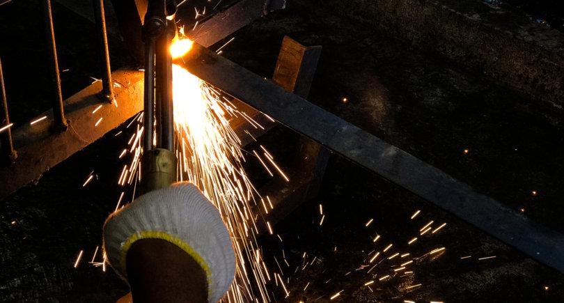 Британские металлурги перейдут на нулевые выбросы углекислоты к 2040 году © shutterstock.com