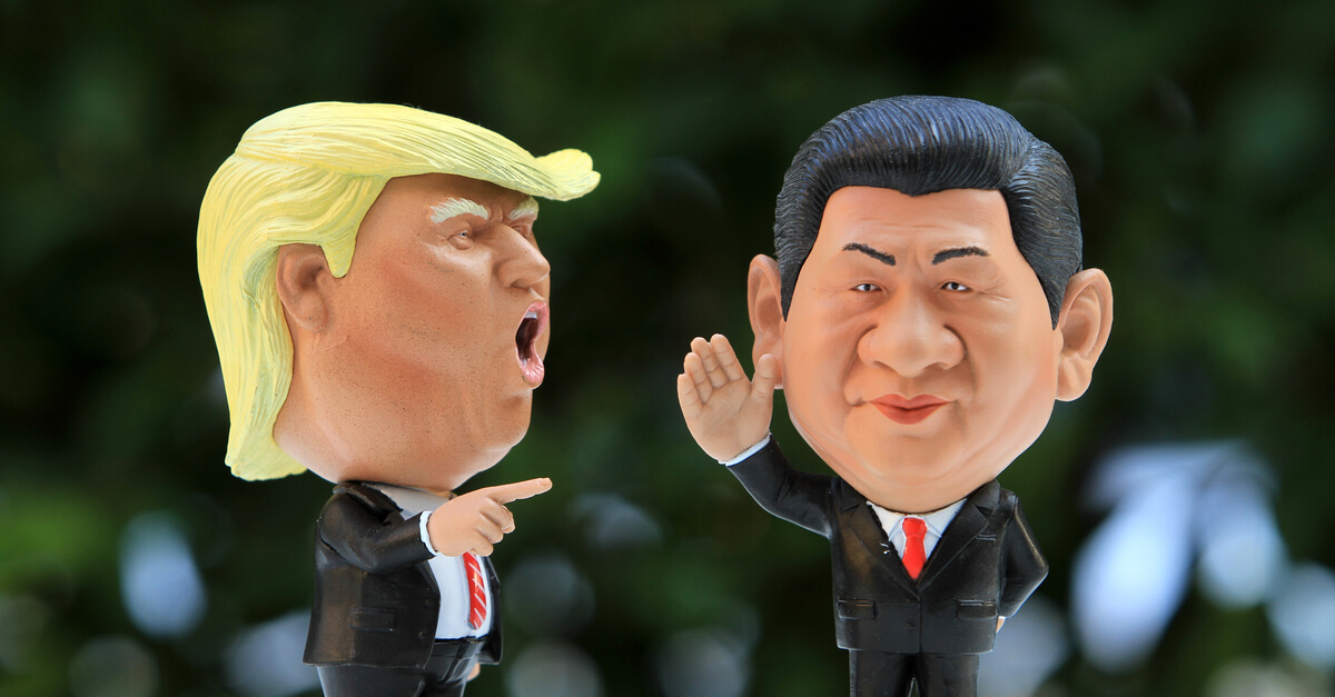 Дональд Трамп и Си Цзиньпин будут договариваться до марта