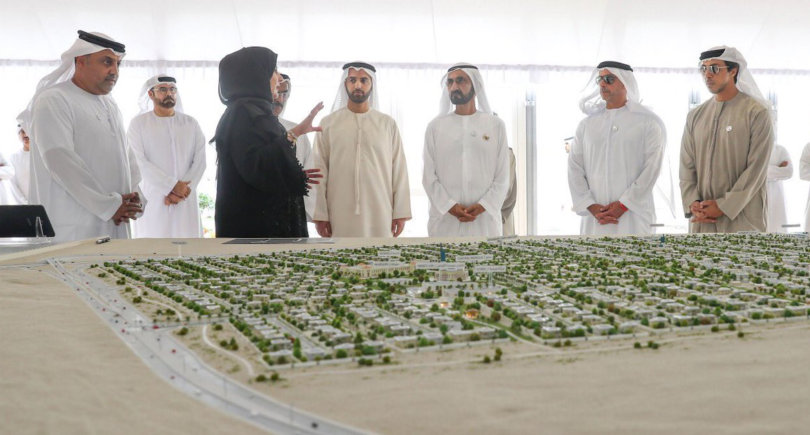 ОАЭ выделят $8,7 млрд на строительство жилья и $3 млрд на дороги и инфраструктурные объекты © twitter.com/HHShkMohd