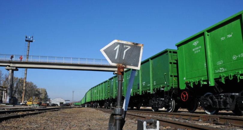 УЗ снизила перевозки грузов ГМК в январе © unian.net