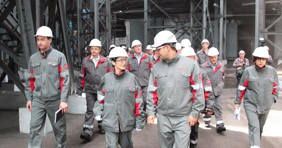 Запорожские предприятия Метинвеста заплатили в бюджет более 5,2 млрд грн © zaporizhstal.com
