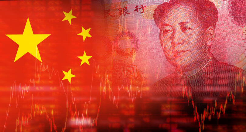 Китай планирует рост ВВП на 6-6,5% за год © shutterstock.com
