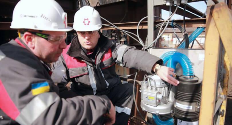ИнГОК установил новый оптический пылемер на дробильной фабрике