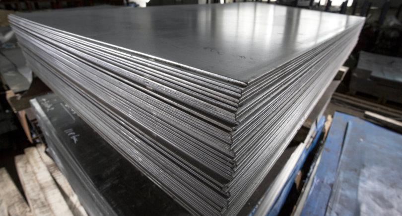 Выпуск нержавеющей стали вырос на 5% © shutterstock.com