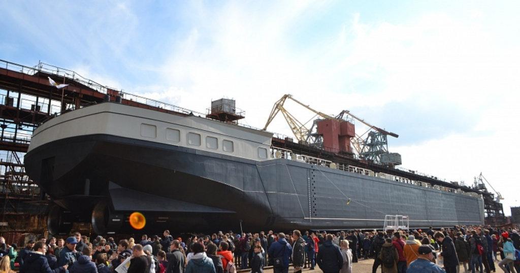 SMG назвала танкер в честь голландской принцессы © smart-maritime.com