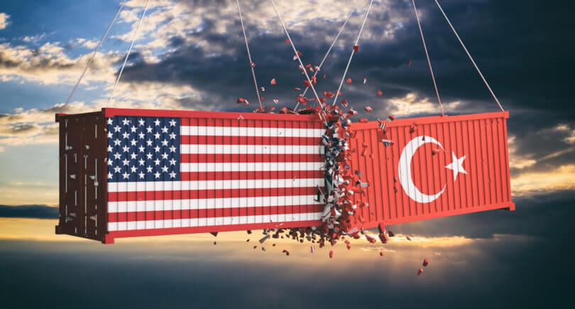 США через два месяца отменят преференции для Турции © shutterstock.com