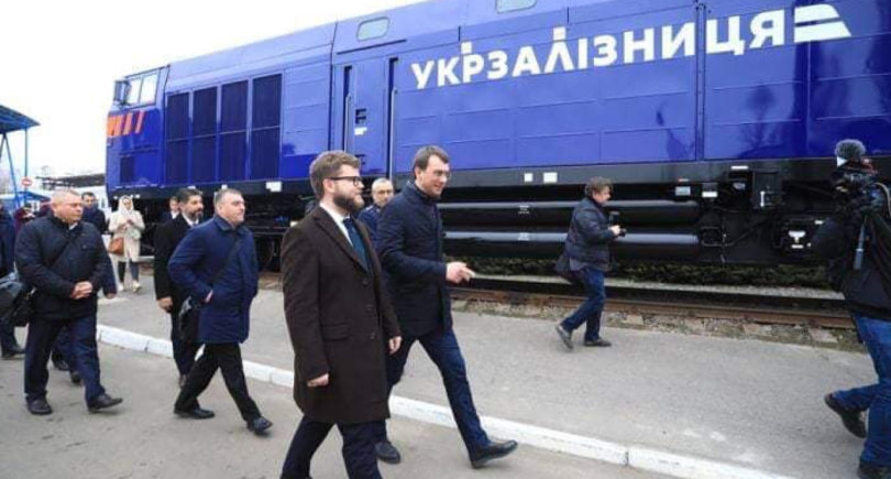 Укрзалізниця повысит тарифы © www.facebook.com/Kravtsov.Evg