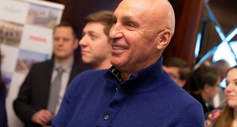 DCH Ярославского инвестирует $150-200 млн в ГМК © www.dsnews.ua