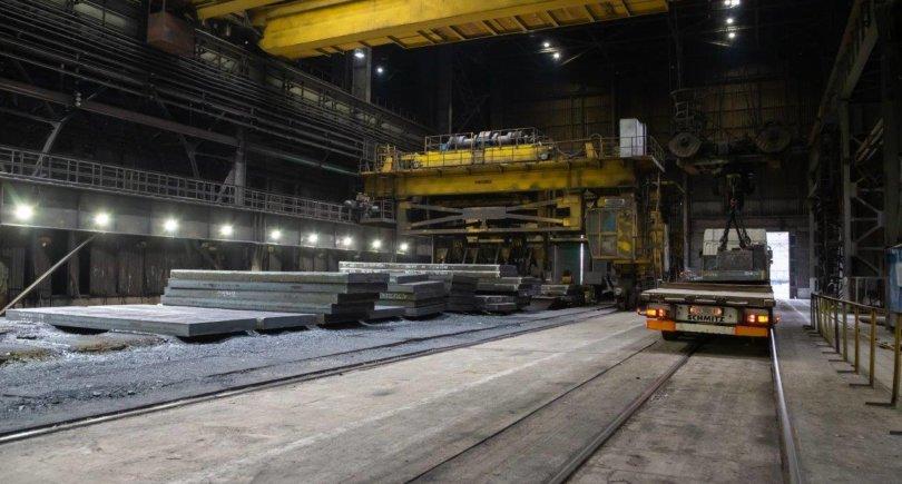 «Азовсталь» проводит экомодернизацию системы освещения
