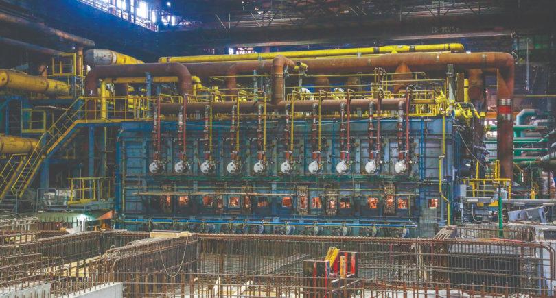 АМКР инвестирует $55 млн в реконструкцию мелкосортного стана © ukraine.arcelormittal.com