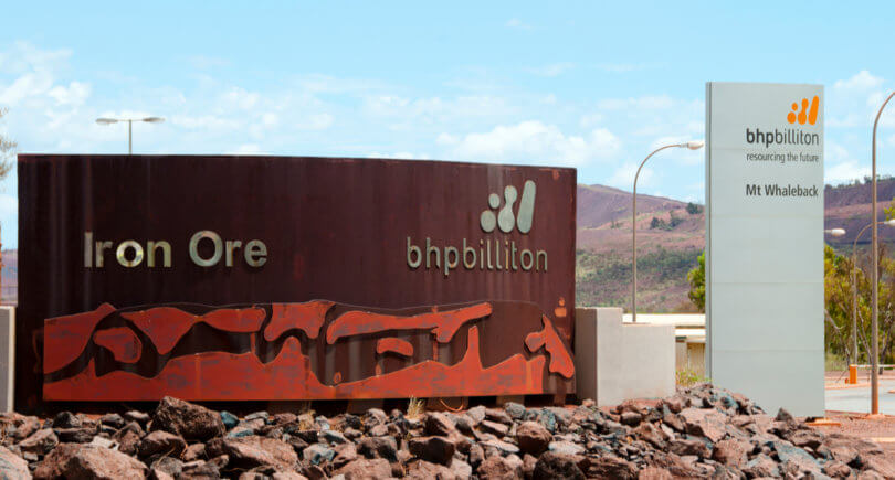 BHP Group сократит добычу руды из-за циклона © shutterstock.com