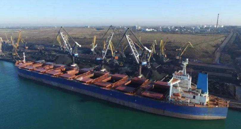 Экспорт черных металлов через порты снизился © еlevatorist.com