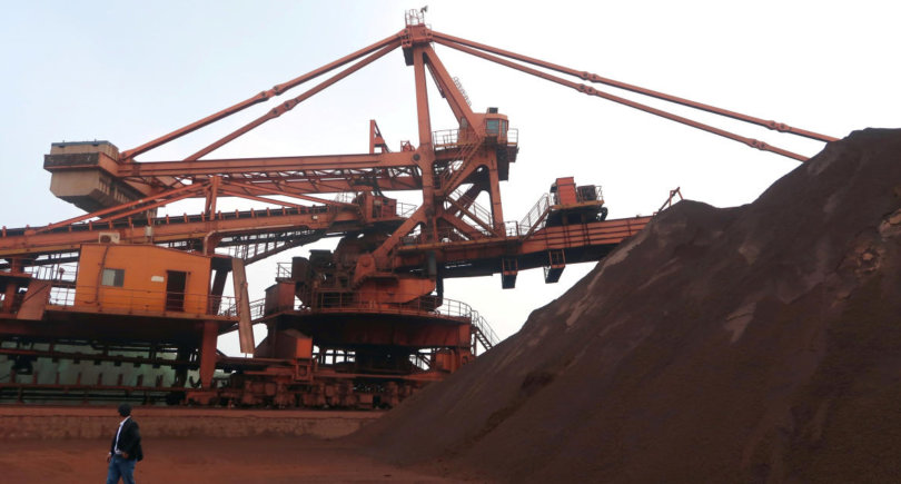 Карнатака не распродала складские запасы руды © www.deccanherald.com