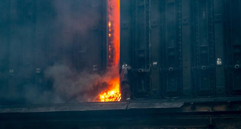 РФ запреила экспорт антрацита и кокса в Украину © shutterstock.com