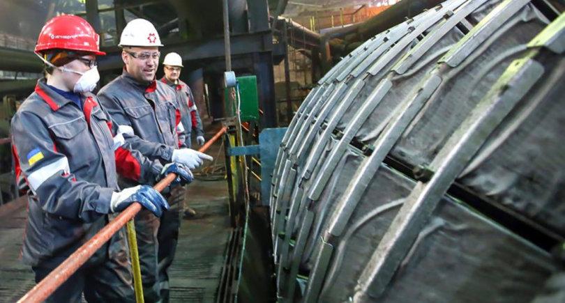 СевГОК отремонтировал фильтр © www.facebook.com/metinvestkrivoyrog