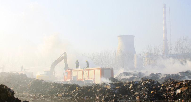 Таншань ввел очередные ограничения про смогу © shutterstock.com