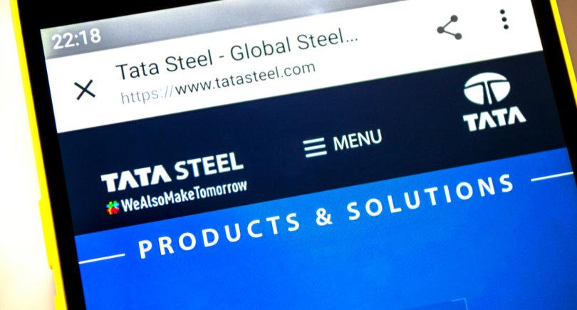 Tata Steel возвращается в Индию © shutterstock.com